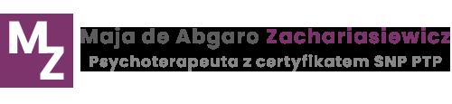 Polityka prywatności - Gabinet Psychoterapii - mgr Maja de Abgaro Zachariasiewicz